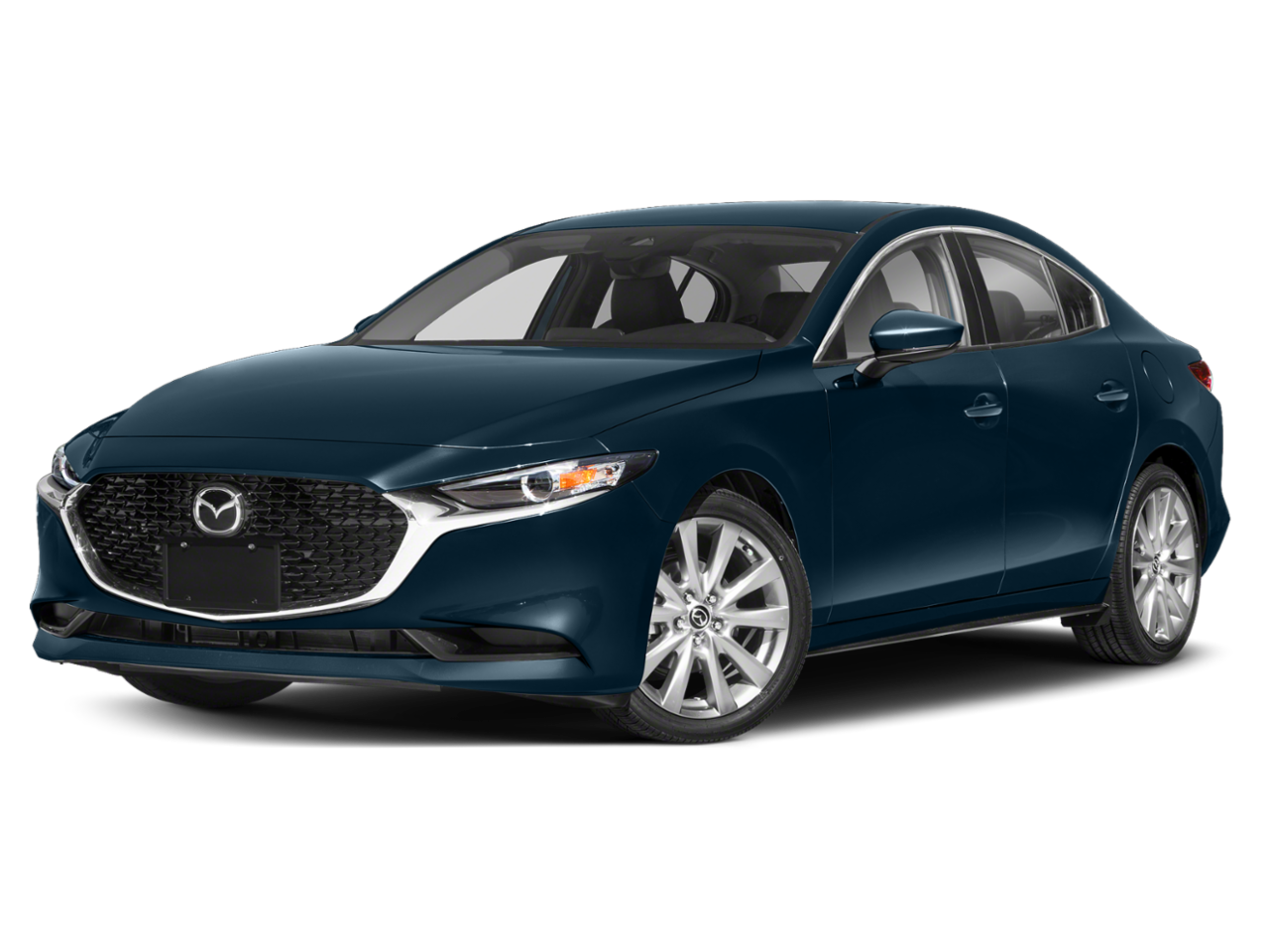 New 2021 Mazda3 Sedan 2.5 S w/Preferred Package