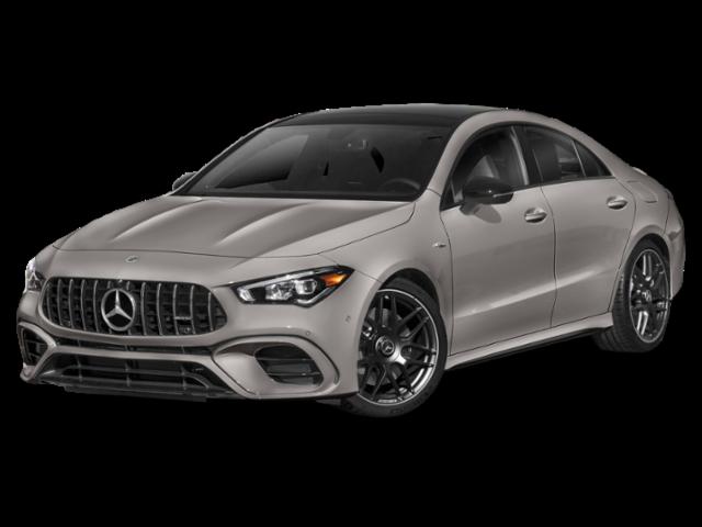 New 2021 Mercedes-Benz CLA CLA 45 AMG® 4MATIC