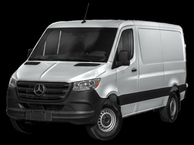 New 2021 Mercedes-Benz Sprinter Cargo Van RWD