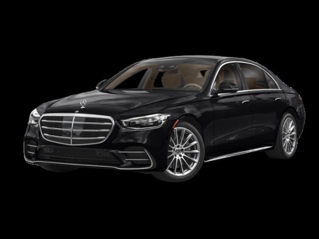 New 2021 Mercedes-Benz S-Class S 580 4MATIC®