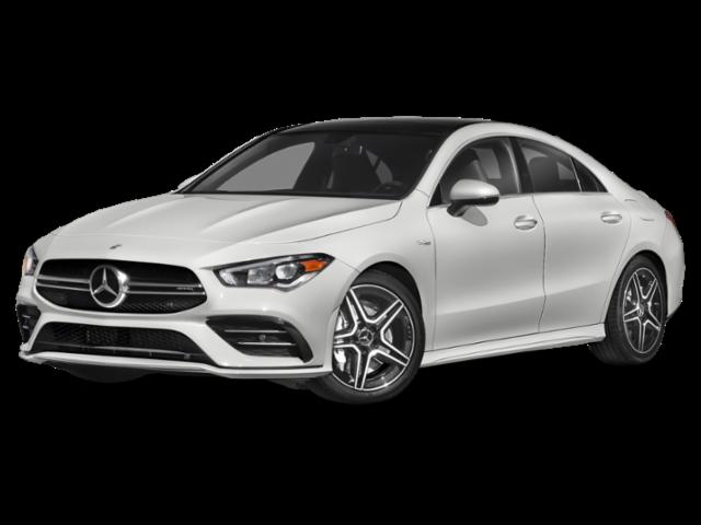 New 2021 Mercedes-Benz CLA CLA 35 AMG®