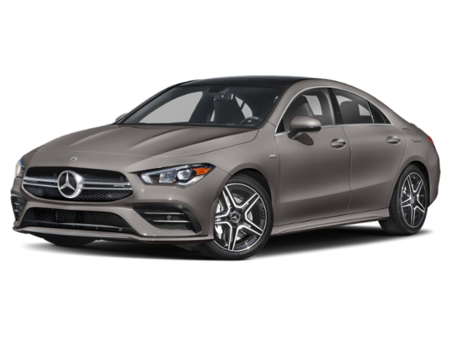 New 2021 Mercedes-Benz CLA AMG® CLA 35 Coupe
