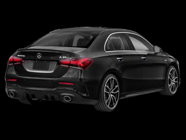 New 2021 Mercedes-Benz A-Class AMG® A 35