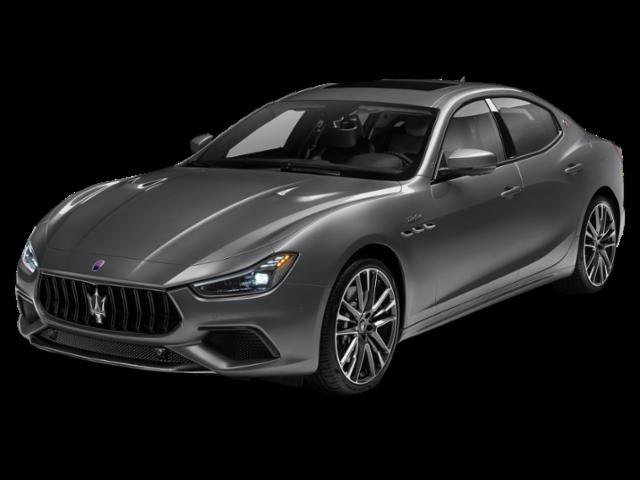 New 2021 Maserati Ghibli S