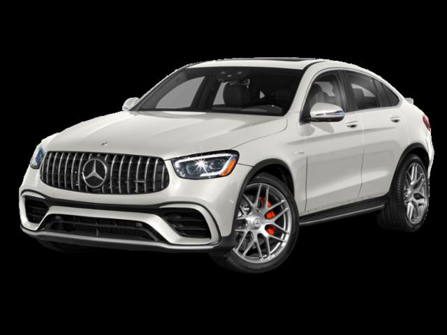New 2021 Mercedes-Benz GLC AMG® GLC 63 S
