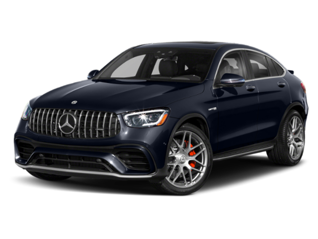 New 2021 Mercedes-Benz GLC AMG® GLC 63 S Coupe
