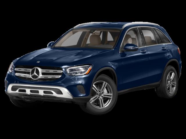 New 2021 Mercedes-Benz GLC GLC 300 4MATIC® SUV