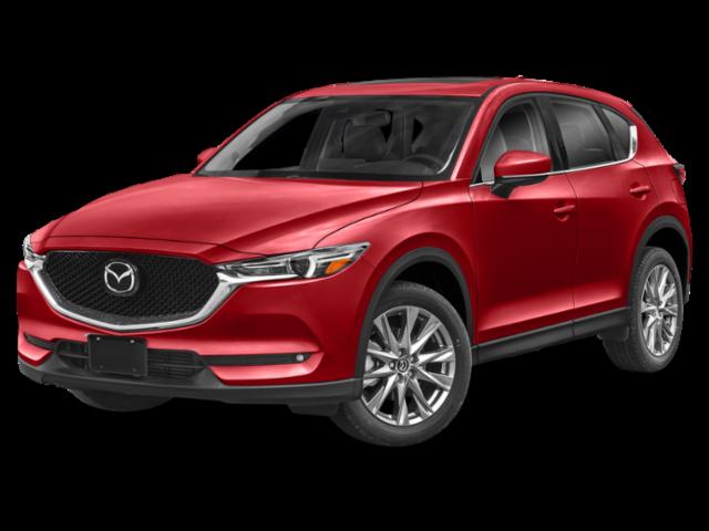 New 2021 Mazda CX-5 2021.5 GT w/Turbo AWD