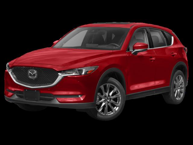 New 2021 Mazda CX-5 2021.5 Signature AWD