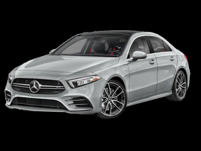 New 2021 Mercedes-Benz AMG® A 35 Base 4MATIC®