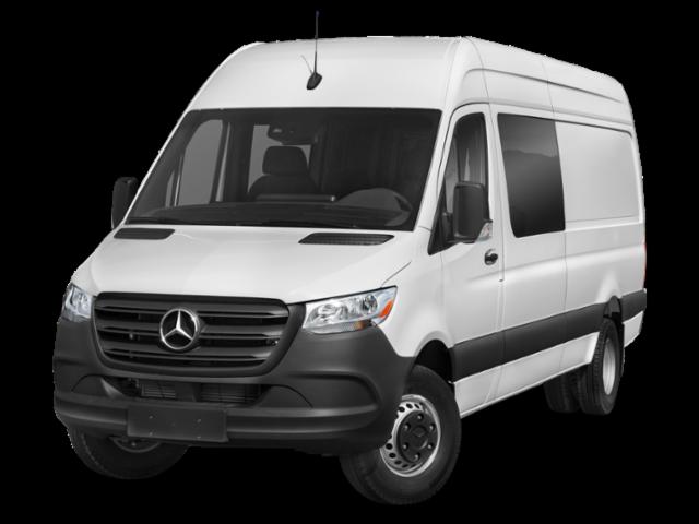 New 2021 Mercedes-Benz Sprinter 3500 Cargo Van