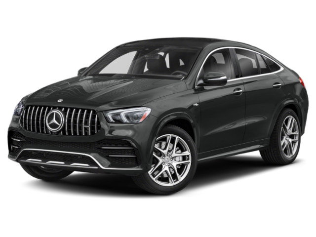 New 2021 Mercedes-Benz GLE AMG® GLE 53 Coupe