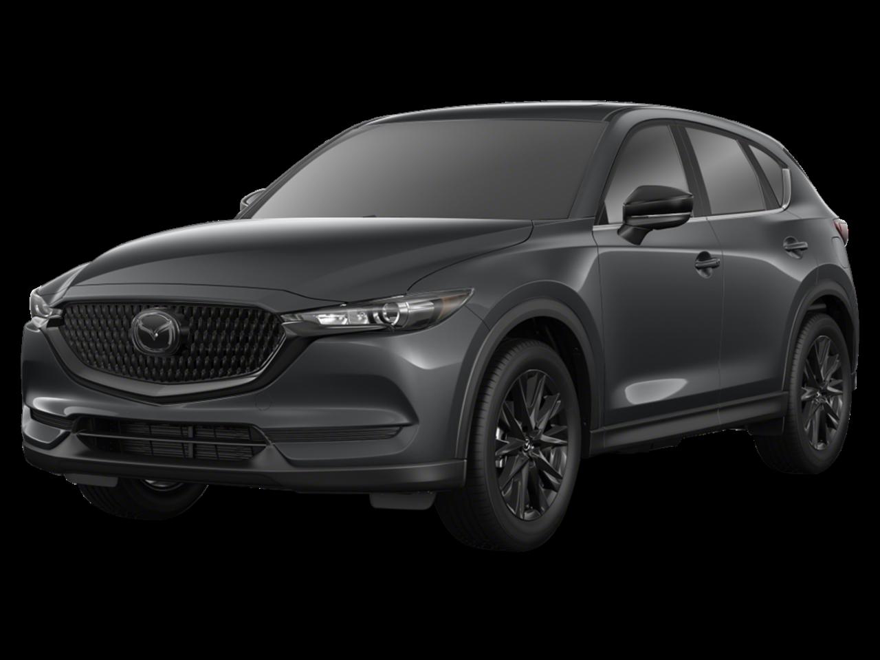 New 2021 Mazda CX-5 Carbon Edition