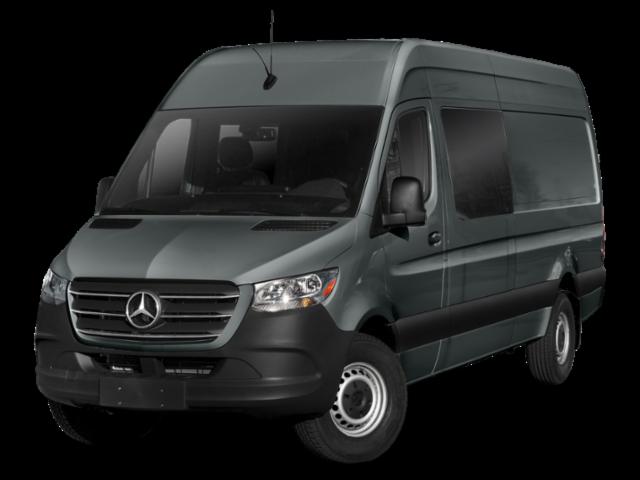 New 2021 Mercedes-Benz Sprinter 2500 Crew 170 WB