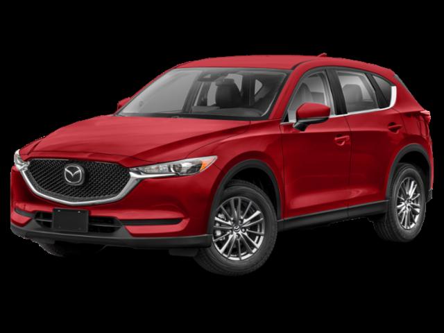 New 2021 Mazda CX-5 GS Auto AWD