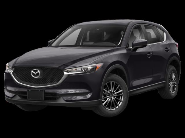 New 2021 Mazda CX-5 GX AWD