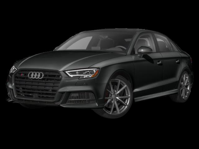2020 Audi S3 2.0T S Line Premium 4D Sedan