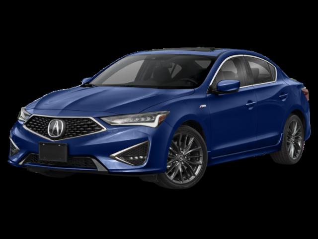 2019 Acura ILX A-Spec Premium 8DCT 4-Door Sedan