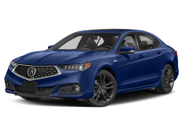 2019 Acura TLX Tech A-Spec Sedan 4dr Car