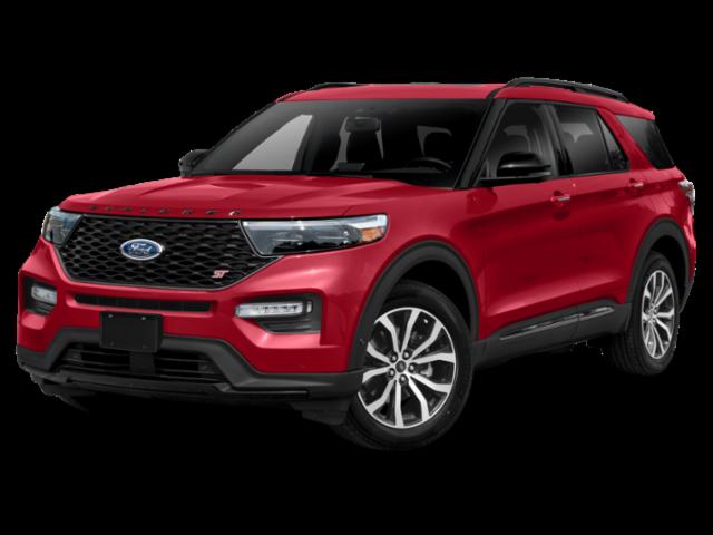 2021 Ford Explorer ST 4D Sport Utility