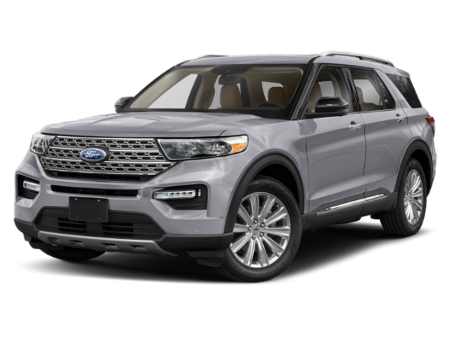 2021 Ford Explorer Limited 4D Sport Utility