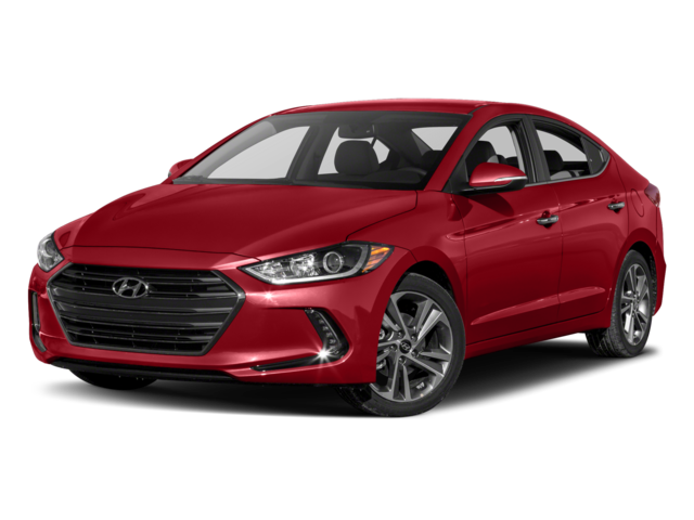 2018 Hyundai Elantra Limited 4D Sedan