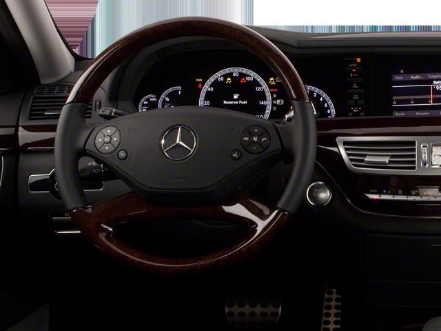 Pre-Owned 2013 Mercedes-Benz S550V4M 4MATIC Sedan