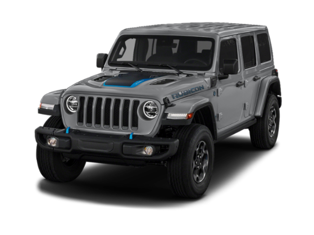 2021 JEEP Wrangler 4xe Unlimited Rubicon Sport Utility