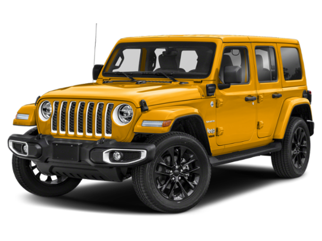 2021 JEEP Wrangler 4xe Unlimited Sahara High Altitude Sport Utility