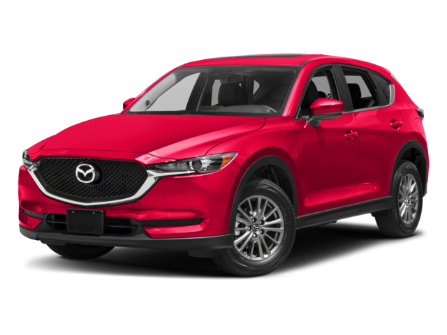 2017 Mazda CX-5 4DR FWD TOURING AT SUV