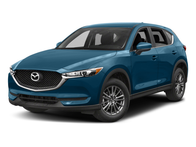 2017 Mazda CX-5 4DR AWD SPORT AT