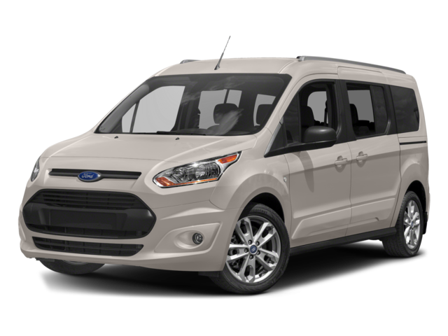 2018 Ford Transit Connect Titanium