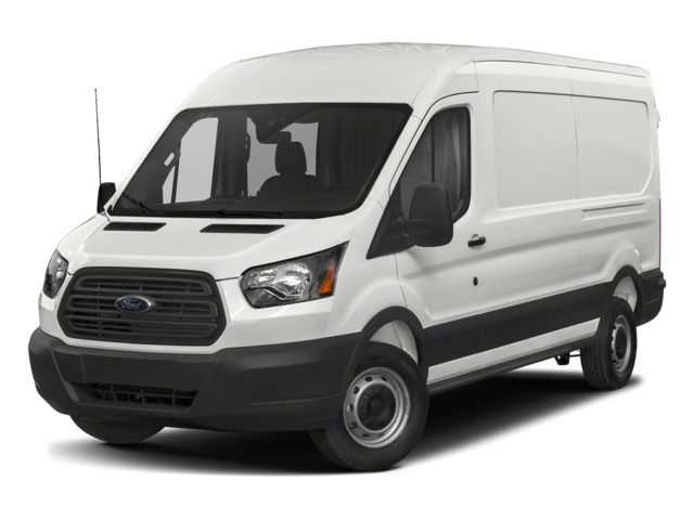2018 Ford Transit-250 w/Sliding Pass-Side Cargo Door Medium Roof Cargo Van 148 in. WB