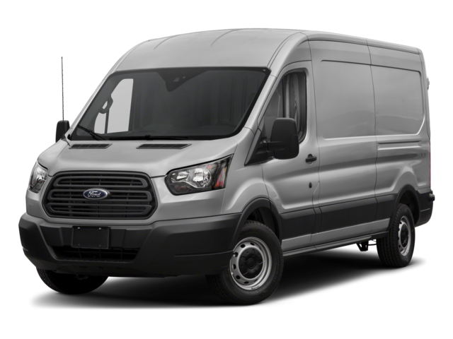 2018 Ford Transit-150 w/Sliding Pass-Side Cargo Door Medium Roof Cargo Van 148 in. WB