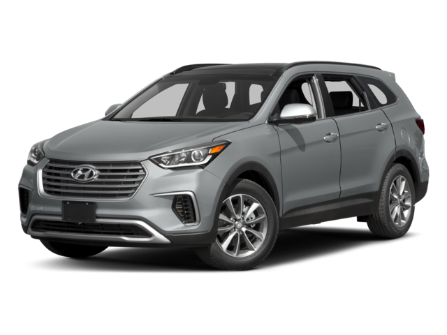 2017 Hyundai Santa Fe XL AWD LUXURY 6P Leather Seats, 8.0  Touch Screen Navigation, Panoramic Sunroof, Smart Power Liftgate Sport Utility