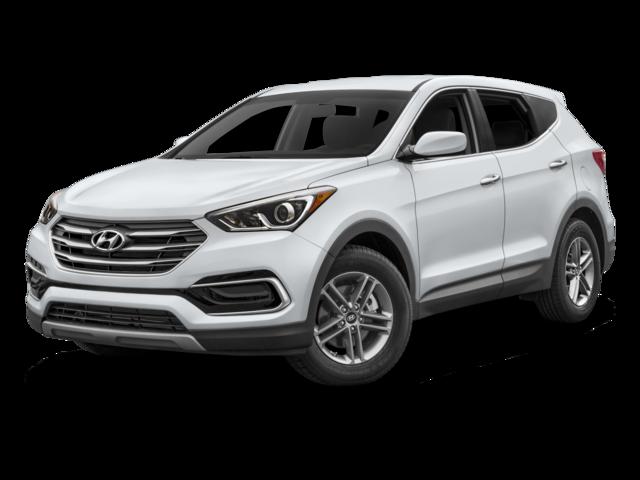 2017 Hyundai Santa Fe Sport 2.4 AWD 4D Sport Utility