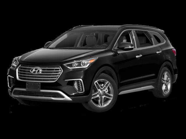 2017 Hyundai Santa Fe SE Ultimate 4D Sport Utility