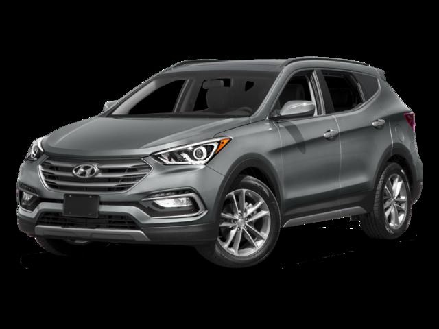 2017 Hyundai Santa Fe Sport 2.0L Turbo 4D Sport Utility