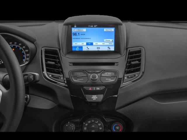 New 2019 Ford Fiesta SE HATCH