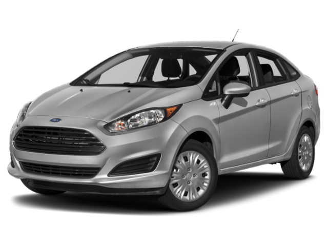 2019 Ford Fiesta S 4dr Car
