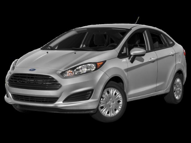 2019 Ford Fiesta S 4D Sedan