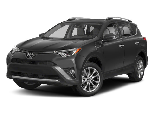 New 2018 Toyota RAV4 Limited FWD 4D Sport Utility with Navigation