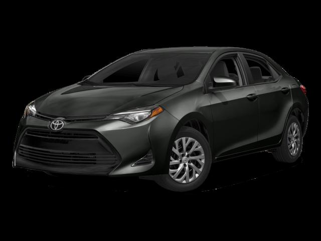 New 2018 Toyota Corolla LE FWD 4D Sedan
