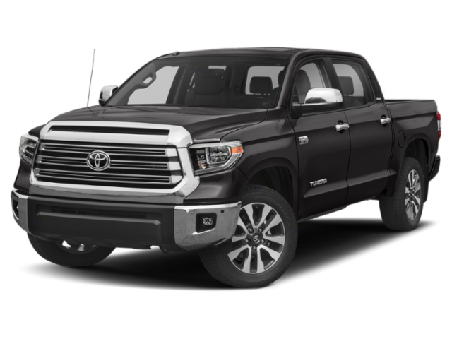 Pre-Owned 2018 Toyota Tundra Platinum 4WD 4D CrewMax