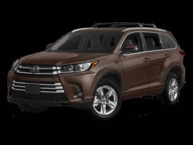 New 2018 Toyota Highlander Limited 4D Sport Utility AWD