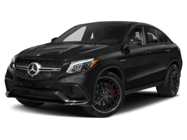2019 Mercedes-Benz GLE GLE63 AMG 4-Door Coupe