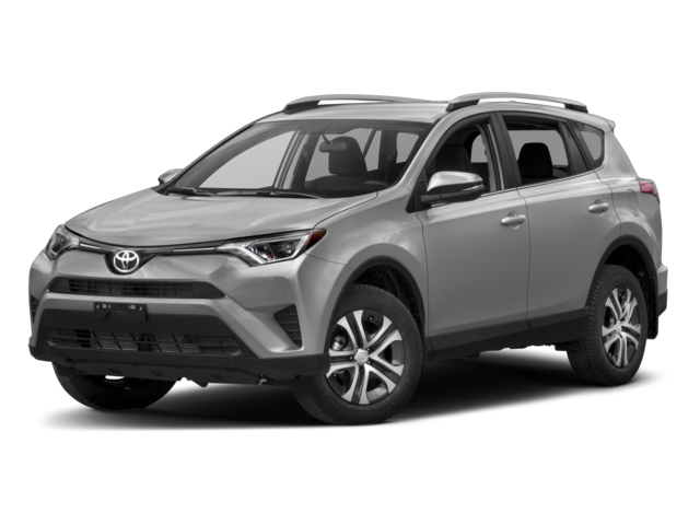 2017 TOYOTA RAV4 LE FWD 4DR SUV