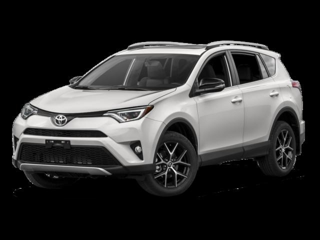 2017 Toyota RAV4 SE 4D Sport Utility