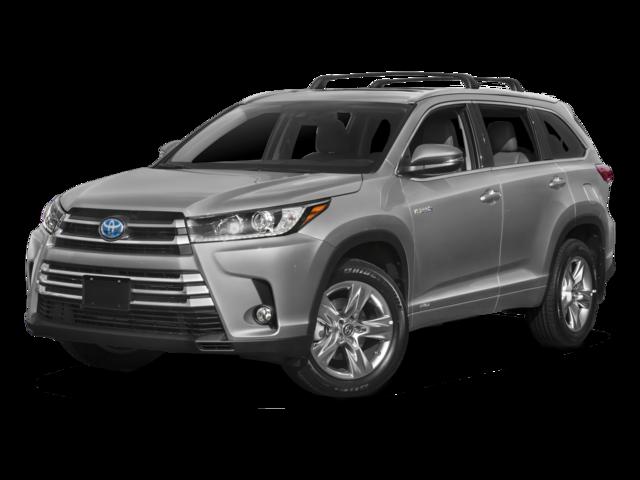2017 Toyota Highlander Hybrid XLE V6 AWD (Natl) Sport Utility