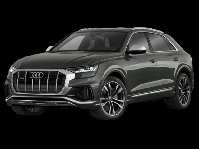 2021 Audi SQ8 4.0T Premium Plus (Tiptronic) 4D Sport Utility